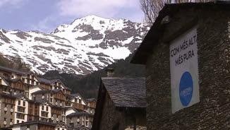 Andorra confirma que és l'aqüífer de la font d'Arinsal el que està contaminat