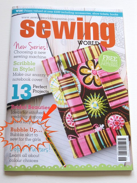 sewing world cover