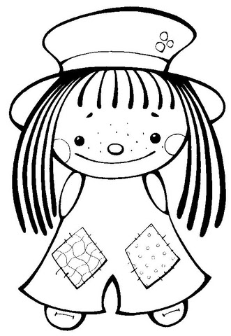 Cute coloring book pages ~ warbmesnaitan: cute cartoon characters coloring pages