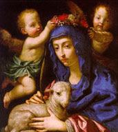Inés, Santa