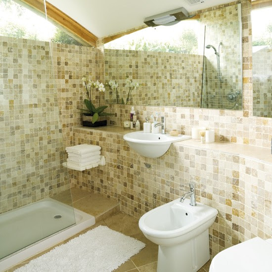 Tranquil Bathroom Styling - Finishing Touch Interiors