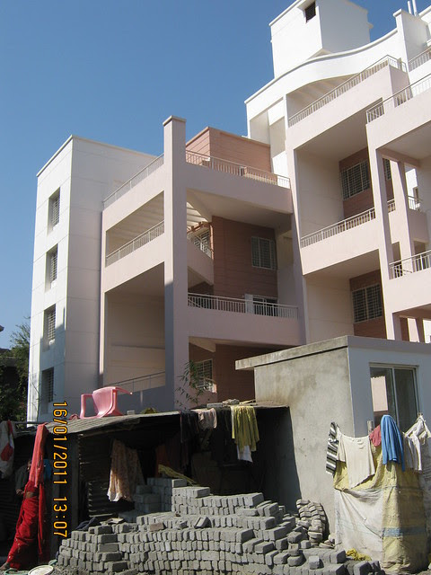 Spacious Terraces of Alliance BellAir - Ready Possession 2 BHK & 3 BHK Flats - in Ram Indu Park, Baner, Pune 411 045