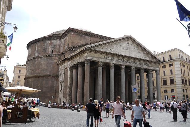 Pantheon 萬神廟