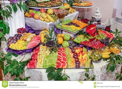 Fruits decoration stock image. Image of decoration, fresh