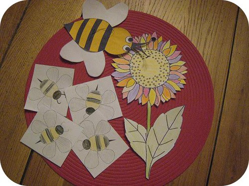 lapbook abeille 1