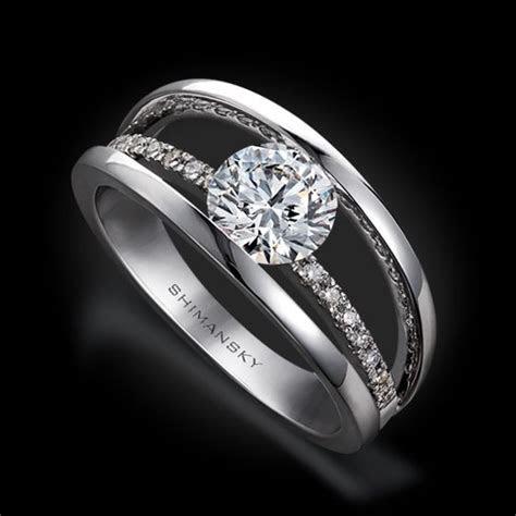 Shimansky South Africa Designer Diamond, Tanzanite