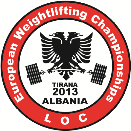 2013 European Weightlifting Championships Albania