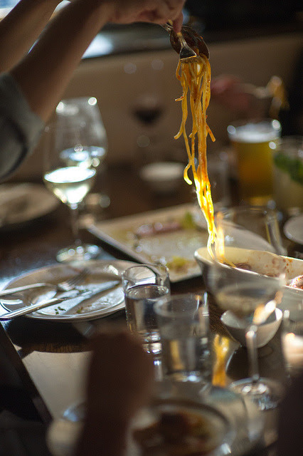 elorablue:  Perla Restaurant, New York by smoothdude on Flickr.