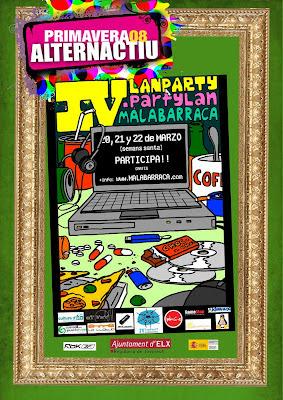 Cartel Lan Party