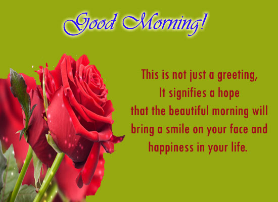 Good Morning Card Free Good Morning Quotes Ecards Greeting Cards