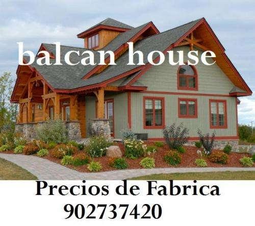 Casas prefabricadas madera precios de casas de madera - Bungalows de madera prefabricadas precios ...