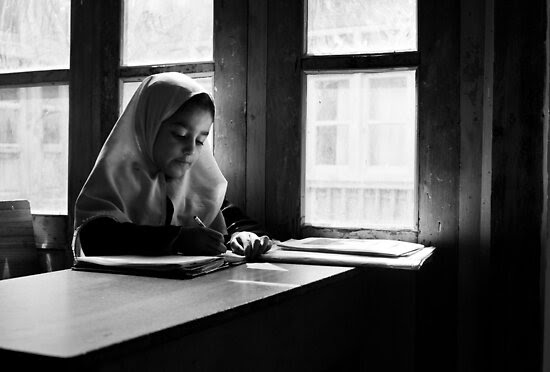 Street Photography: Murade Khane School 2011 by Jacob Simkin