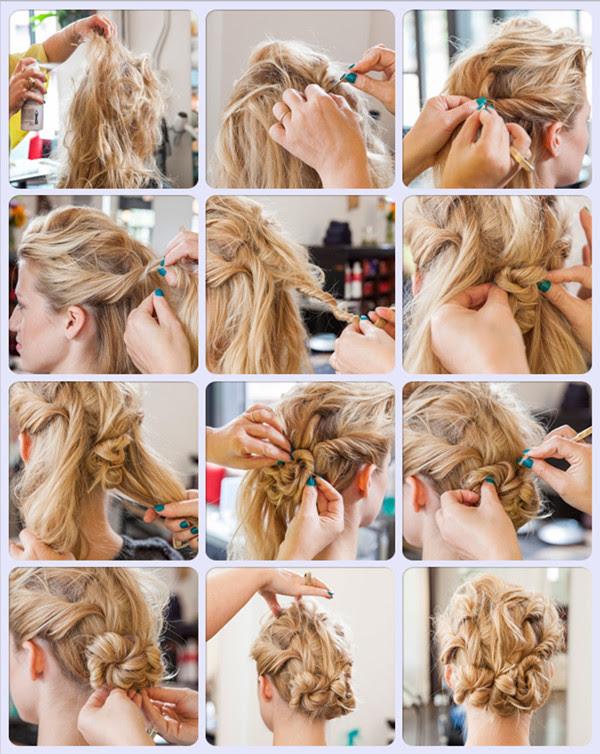 Hochsteckfrisuren Mit Clip In Extensions Modische Lange Frisuren