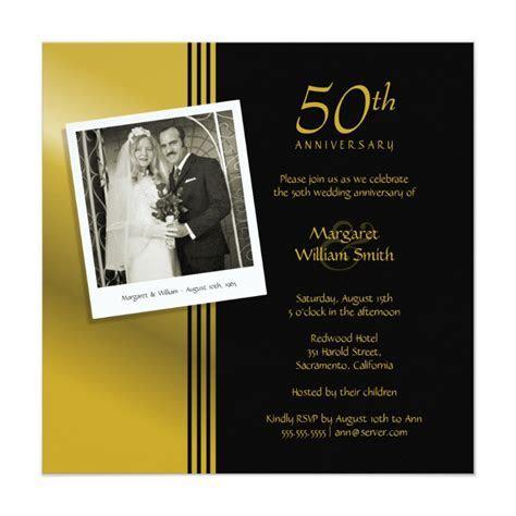 Anniversary Invitations   Personalize Now