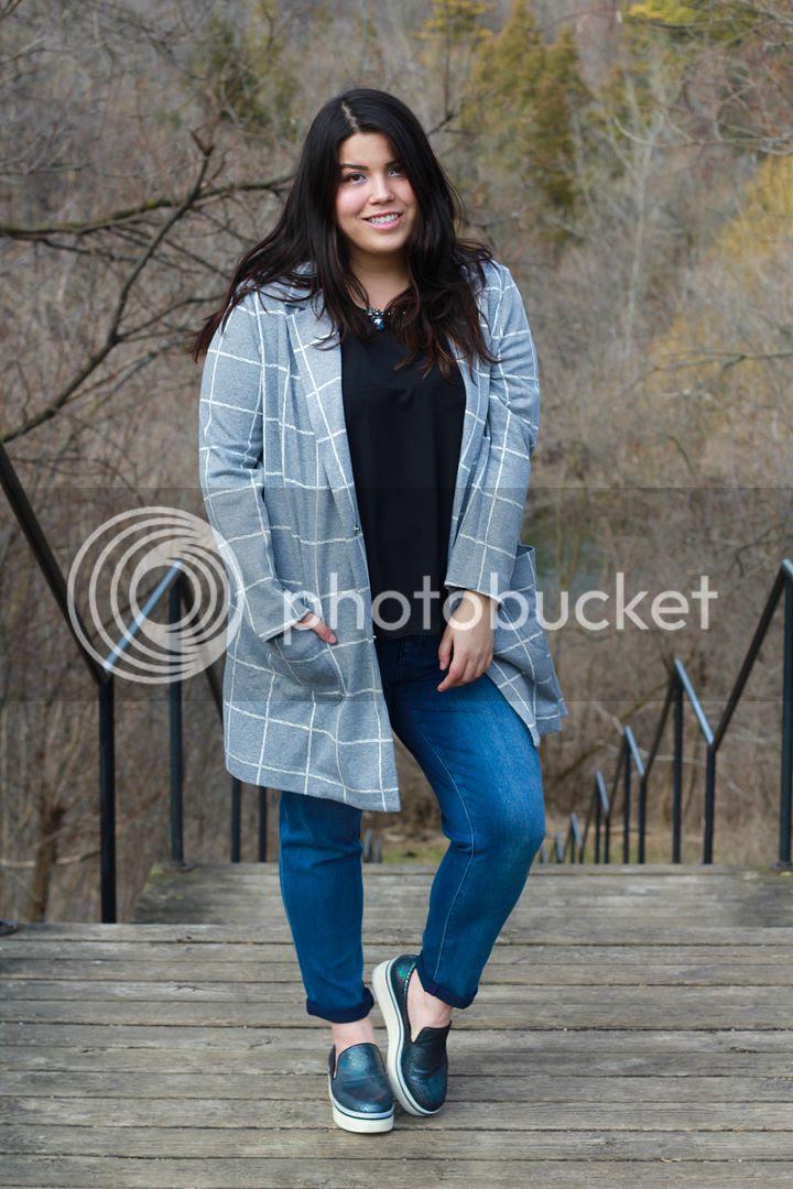 NYDJ FitToBe plus size fashion denim Fit To Be Jessica Ip