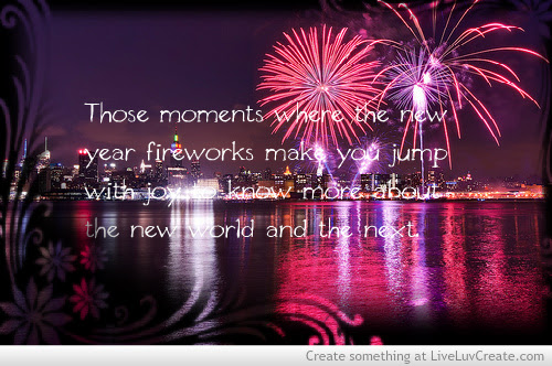 Quotes About Fireworks 99 Quotes