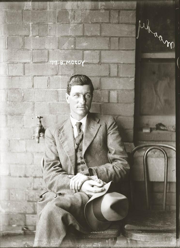 photo police sydney australie mugshot 1920 14 Portraits de criminels australiens dans les années 1920  photo photographie histoire featured art