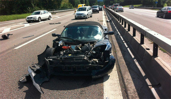 Car accident stops 80eDays Tesla Roadster from completing world tour