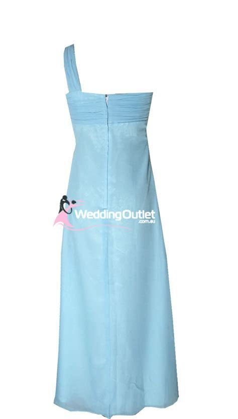 Baby Blue Bridesmaid Dresses Style #F101   WeddingOutlet