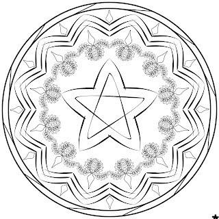 Mandala Di Natale Mandalaweb