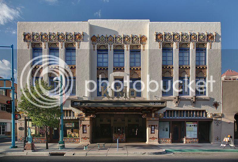 Kimo Theatre Albuquerque
