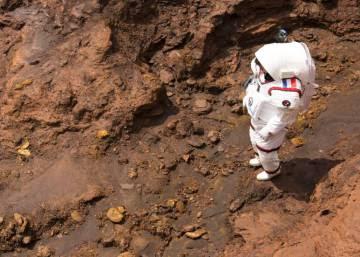 Europa clava su bandera en 'Marte'