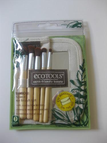 Ecotools Eye brush set