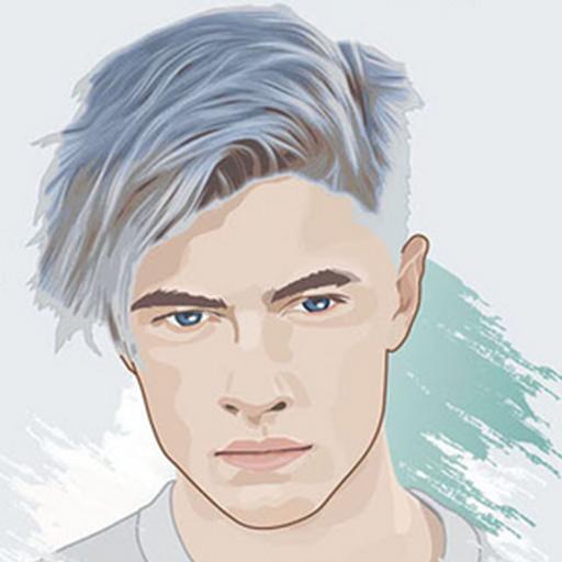 Kumpulan Mewarnai Gambar Sketsa Rambut Pria - Desain ...