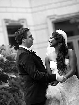 Isha Sesay of CNN Marries Leif Coorlim