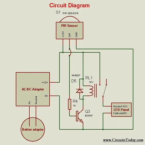 Wiring A Motion Sensor Light Diagram from lh6.googleusercontent.com