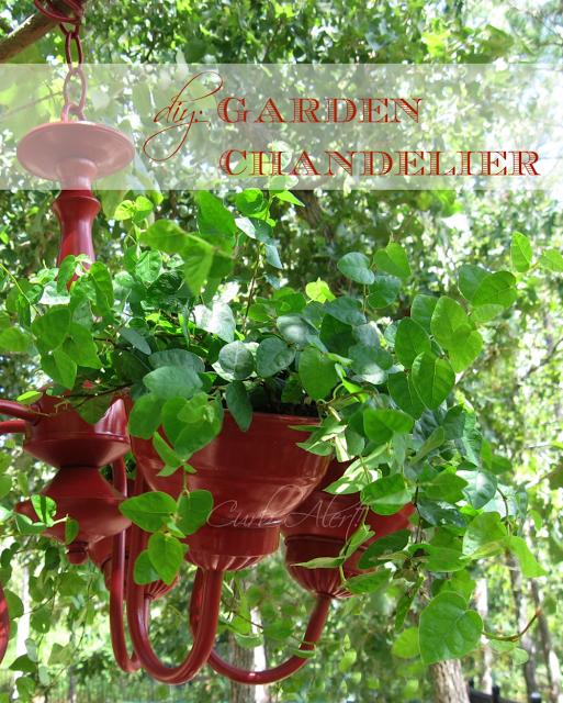 Garden Chandelier Pin