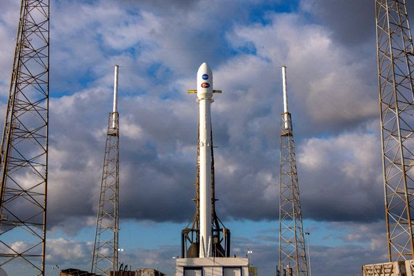Initially targeted to lift off at 6:32 PM, EDT (3:32 PM, PDT) today, NASA's TESS satellite is now set to launch from Cape Canaveral Air Force Station in Florida this Wednesday (April 18), at 6:51 PM, EDT (3:51 PM, PDT).