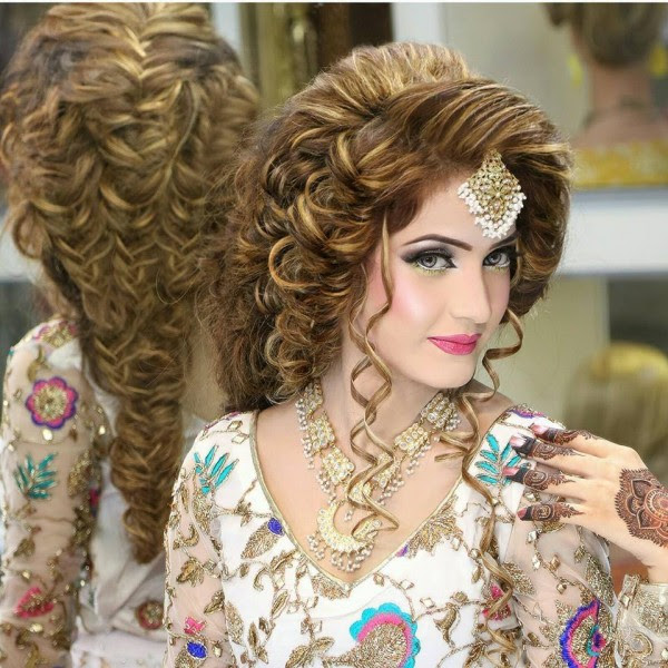 Bridal hairstyles 2020