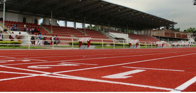 Con nueva cara el Estadio Pedro Grajales recibe a la Selección Colombia de Atletismo de Menores