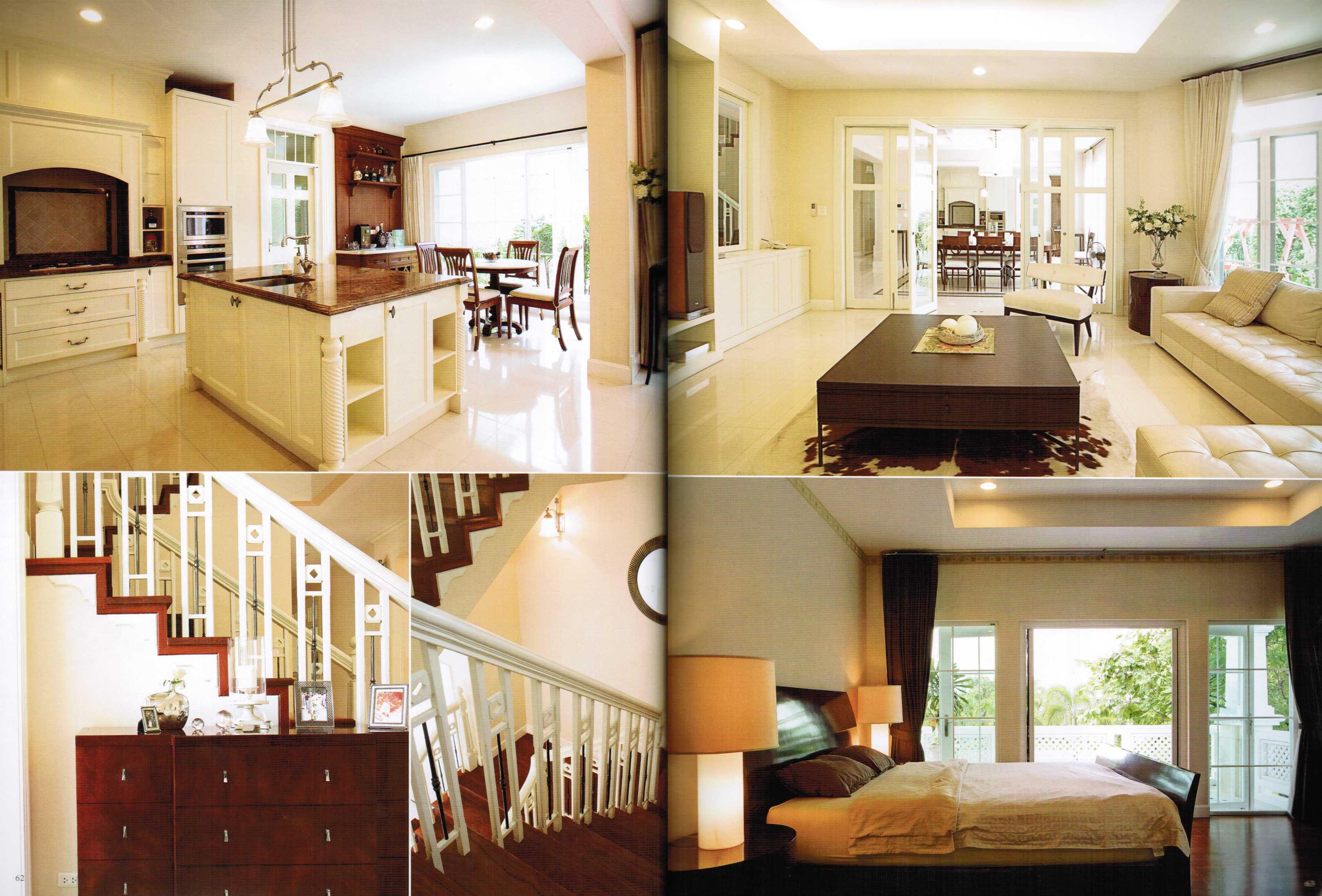 Chailimpamontri resident interior design by TRIMODE STUDIO +