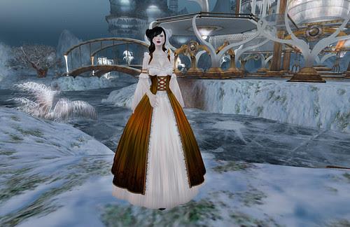 Princess in Ice