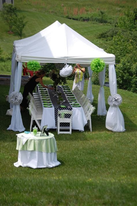 Black, White and Lime Baby Shower   Baby/Nursery   Baby