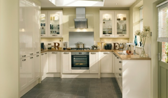 Küche streichen Ideen - 43 Vorschläge, wie Sie eine ...