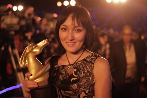 Nargiza Mamatkulova wins for THE EARRINGS