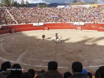 Plaza de toros de Bambamarca