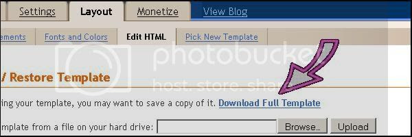 How to remove no follow attribute on blogger