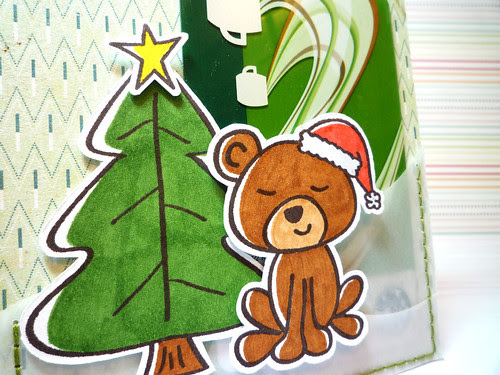 N&T: Little Bear's Christmas - Close Up