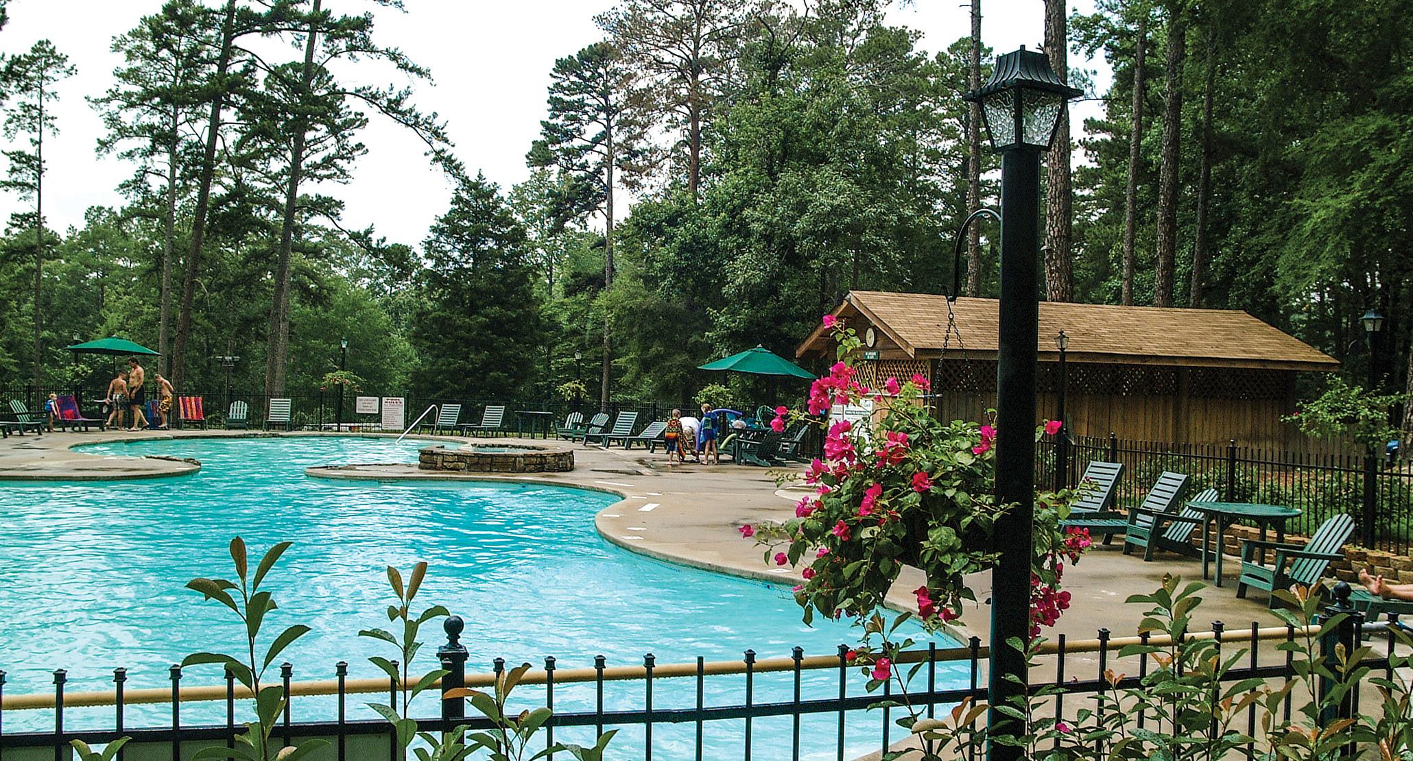 TUG  Silverleafs Holly Lake Ranch