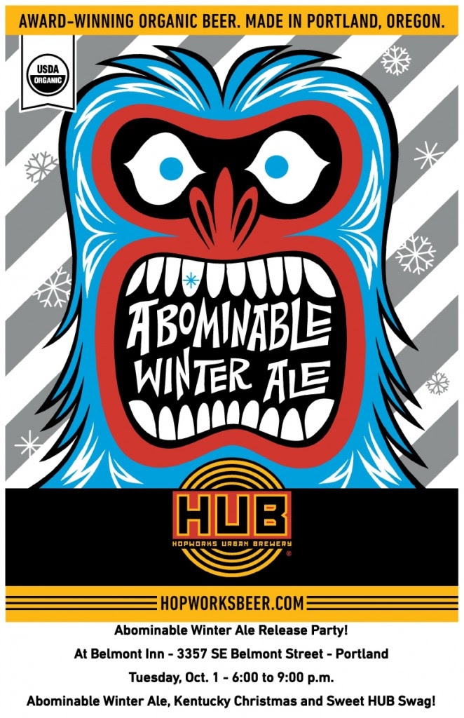 Abominable Release Party Belmont