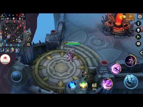Thane ile Sıkıntılı Bir Maç / Strike of Kings Moba
