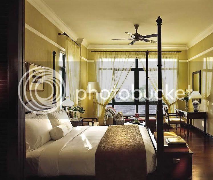 Spa village malacca- the majestic malacca, room