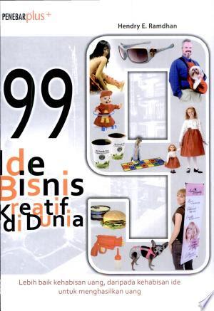 Katalog panduan 99 lde Bisnis Kreatif di dunia