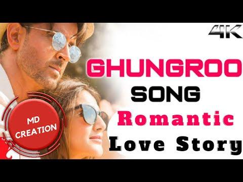 Ghungroo WhatsApp Status || Ghungroo Song||Video Songs || 💜 BY MD CREATI...