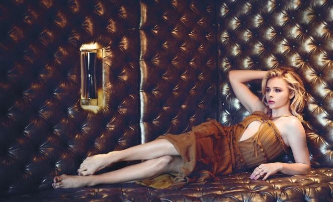 Chloe Moretz: Modern Luxury Magazine 2016 -03