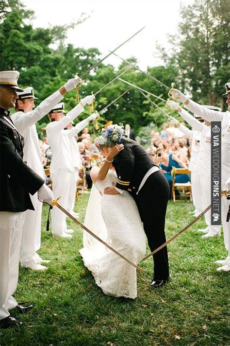 military wedding ceremony   CHECK OUT MORE IDEAS AT